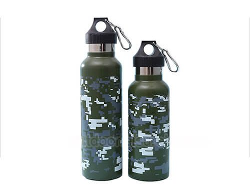 21 Oz Camouflage  Sport  Hydration Water Bottle