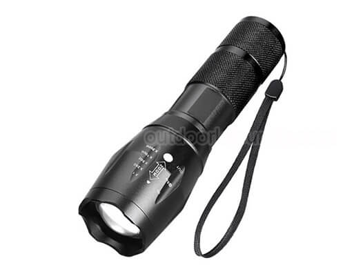 Outdoor Flashlight Torch