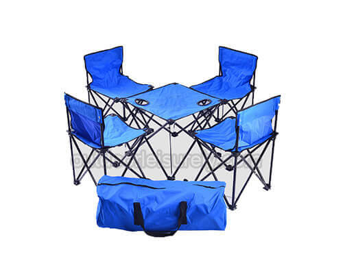 Portable Folding Camping Chair Sets
