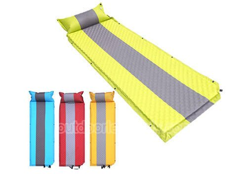 Self-Inflating Camping Sleeping Pad