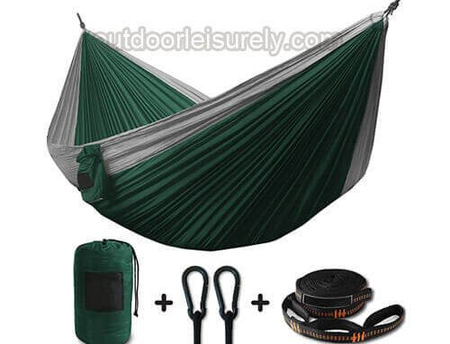 2 Person Double Camping Parachute Hammocks