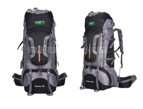 80L Internal Frame Hiking Backpack