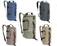 Canvas Travel Backpack-3