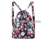 Drawstring Shoulder Leisure Bag 5