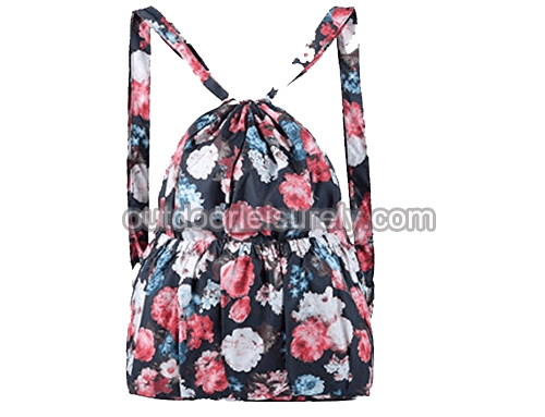 Women Girl Printed Shoulder Bag