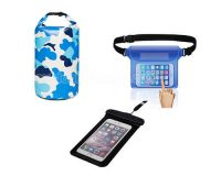 Dry Bag+Waist Pouch+Phone Case sets