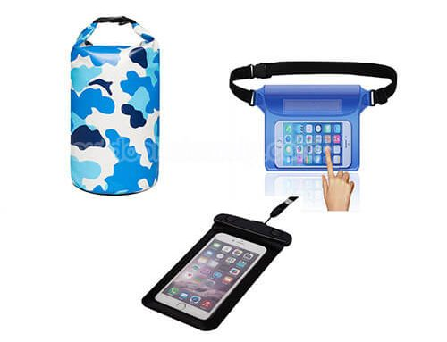 Dry Bag & Waist Pouch & Phone Case