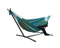 Fabric Hammock with Stand 3