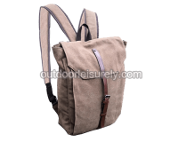 Genuine Canvas Travel Backpack 2