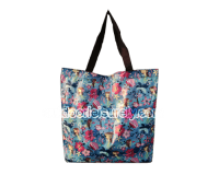Large Print Beach Tote Shopper bag 3