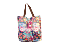 Large Print Beach Tote Shopper bag 6