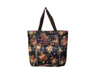 Shoulder Bag Floral Tote Bag 1