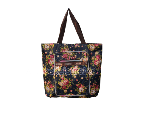 Shoulder Bag Floral Tote Bag