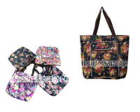 Shoulder Bag Floral Tote Bag 2