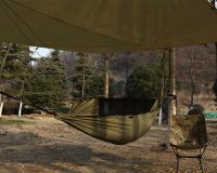 Survival Hammock with mosquito net 4