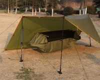 Survival Hammock with mosquito net 5