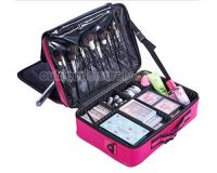 Travel Makeup Case Cosmetic Organizer